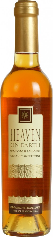 "Bio Muscat ""Heaven on Earth"" Stellar Organics, 0,375 Liter"